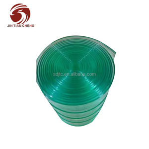 in shangdong Transparent Plastic Strip For Curtains plastic pvc film