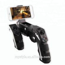 De Phantom iPega 9057 Draadloze Bluetooth Game Gun <span class=keywords><strong>Controller</strong></span> Joystick Gamepad Voor Ipad/Iphone/Android telefoons/<span class=keywords><strong>PC</strong></span> /TV Box