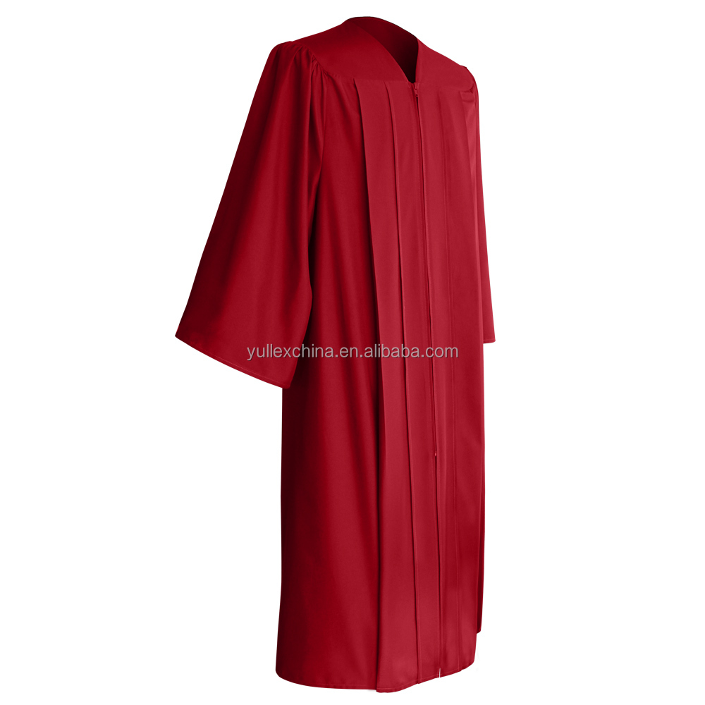 Red Graduation Gown, Red Graduation Gown Suppliers and ...