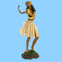Dancing Pose Dashboard hawaiian hula meisjes