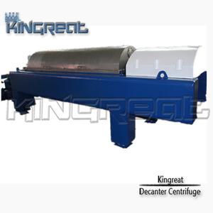 Model PDC Horizontal Centrifugal Decanter Rotary Drum Separator Machine