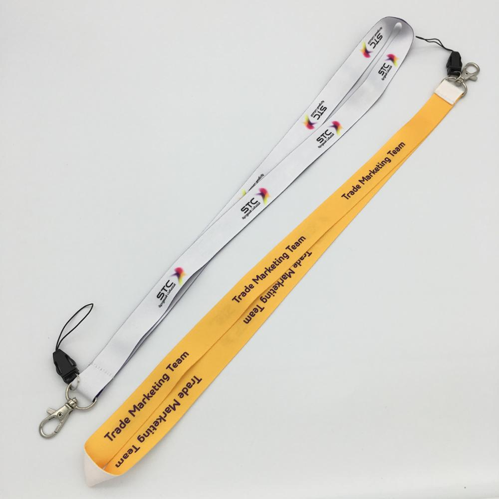 2019 Promotional nice lanyard with id holder