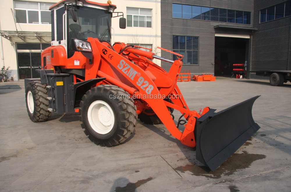 SZM brand new 2.5 tons wheel loader ZL28