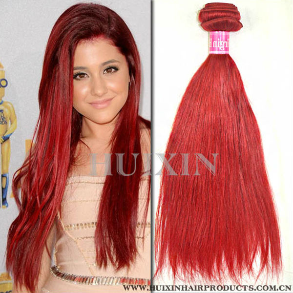 Red Violet Hair Colorcurly Red Weave Hair Buy Curly Red Weave