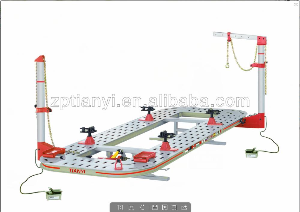 Cuerpo Tianyi Máquina Marco/coche Equipos De Reparación Del Cuerpo ...