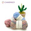 Factory supply 100% acrylic fancy yarn for hand knitting