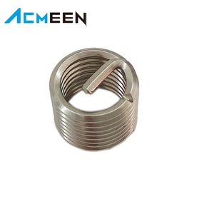 OEM/ODM good quality brass knurled blind threaded insert