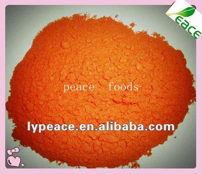 spray dried bell pepper powder