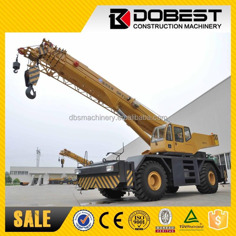 Terrain Crane Hs Code : Wholesale ton truck crane for sale