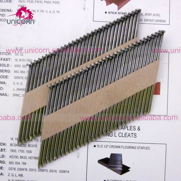34degree Paper Collated Framing Steel Nail Buy Framing