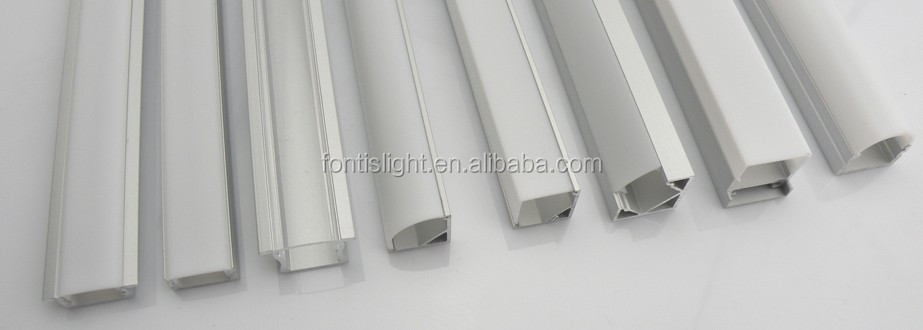 Kunststoff Pvc Led Profil Fur Smd 3528 Led Streifen Buy Kunststoff