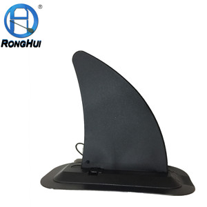 Cheap china plastic surfboard fins