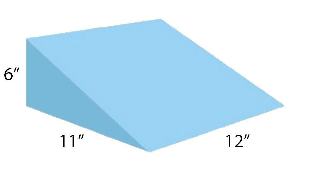 Alimed 25 Degrees Positioning Wedge, Uncovered, Case of 8