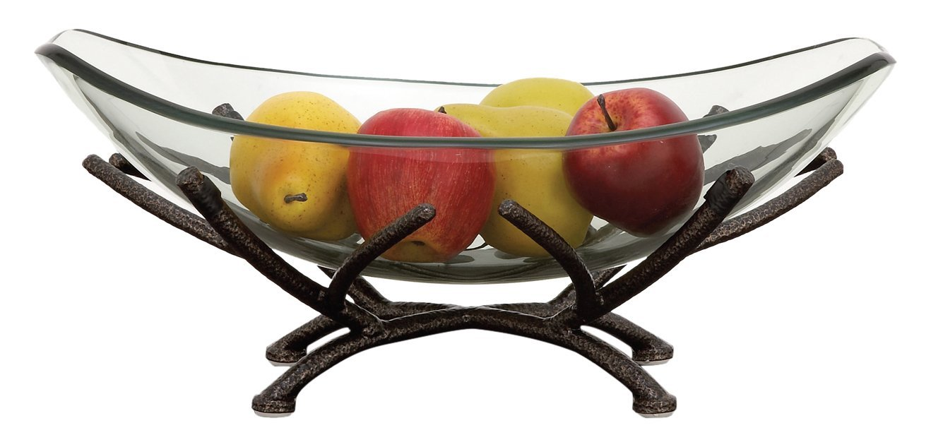 Buy Urban Designs 7797586 Adele Glass Centerpiece Decorative Bowl Clear In Cheap Price On Alibaba Com