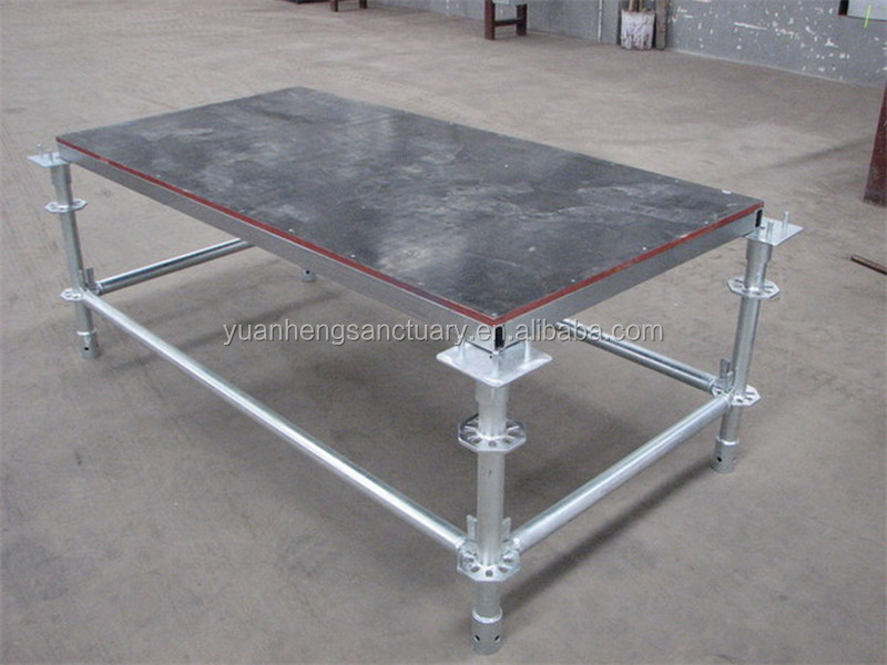 Scaffolding Stable Steel Platform Layer Stage