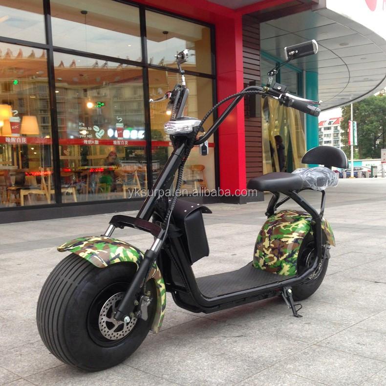 1000 w 60 v batterie au lithium grande roue scooter lectrique moto lectrique adulte scooter. Black Bedroom Furniture Sets. Home Design Ideas