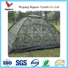 China Suzhou wholesale durable waterproof camouflage tent oxford fabric manufacturer