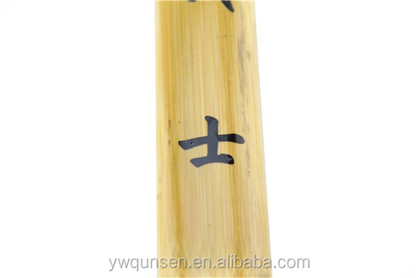 Factory cheap high quality wooden toy samurai sword for sale