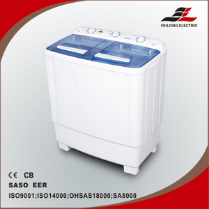 twin tube Washing Machine 6.8KG with CE,CB