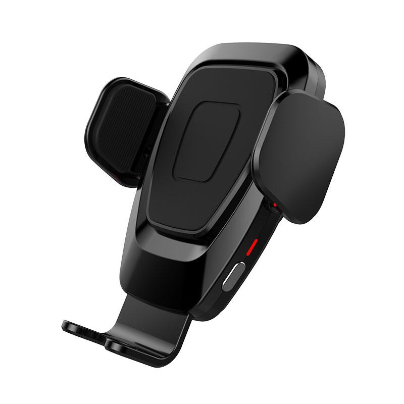 15W 빠른 무선 충전 자동차 마운트 코일 자동 빠른 충전기