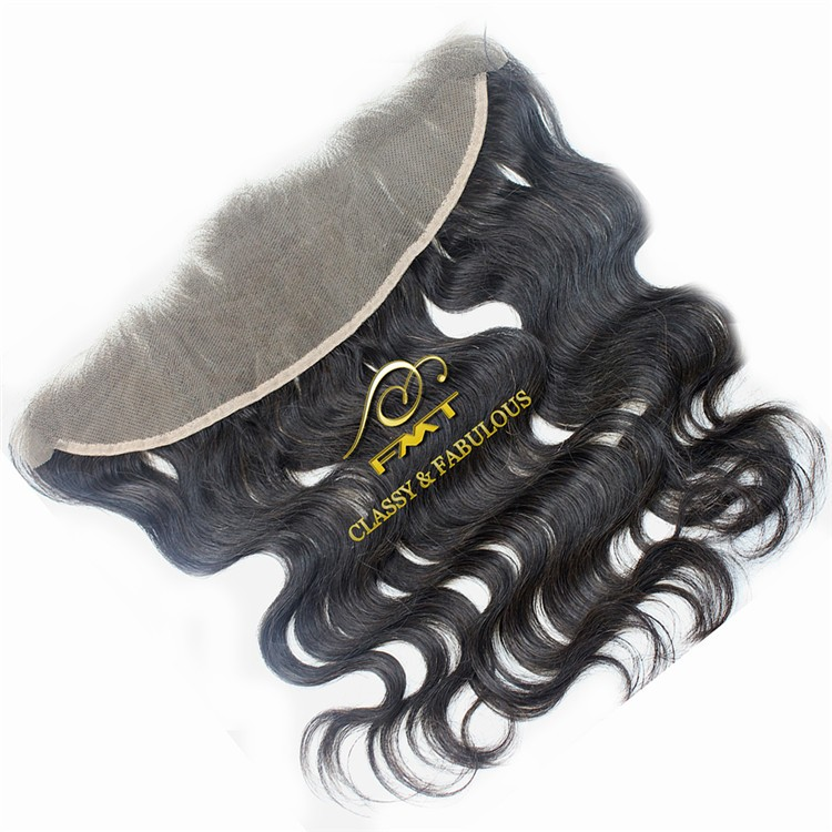 Malaysian Body Wave Closure 3 Bundles With Lace Frontal