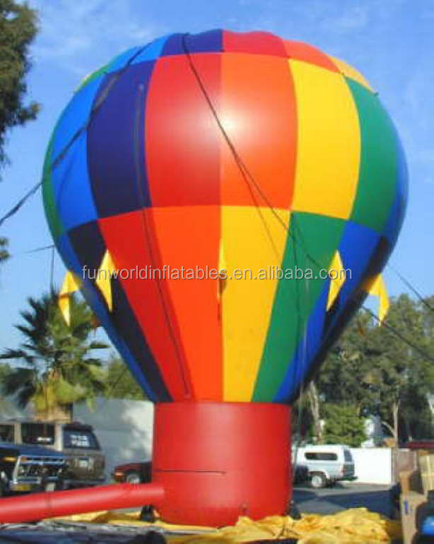 Best-selling Air Inflatable Promotional Ballon , Graduation Balloons for Party