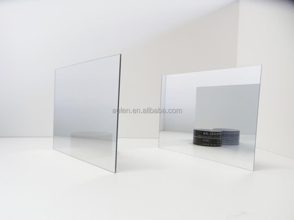 One way two way mirror glass sheet buy two way mirror for Two way mirror