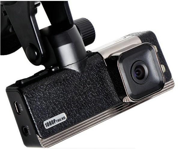 Gs2000 автомобиль DVR Ambarella процессора полный HD 1920 * 1080 P 30FPS встроенный G - датчик и кодеком H.264 автомобиль черный коробка ночное видение