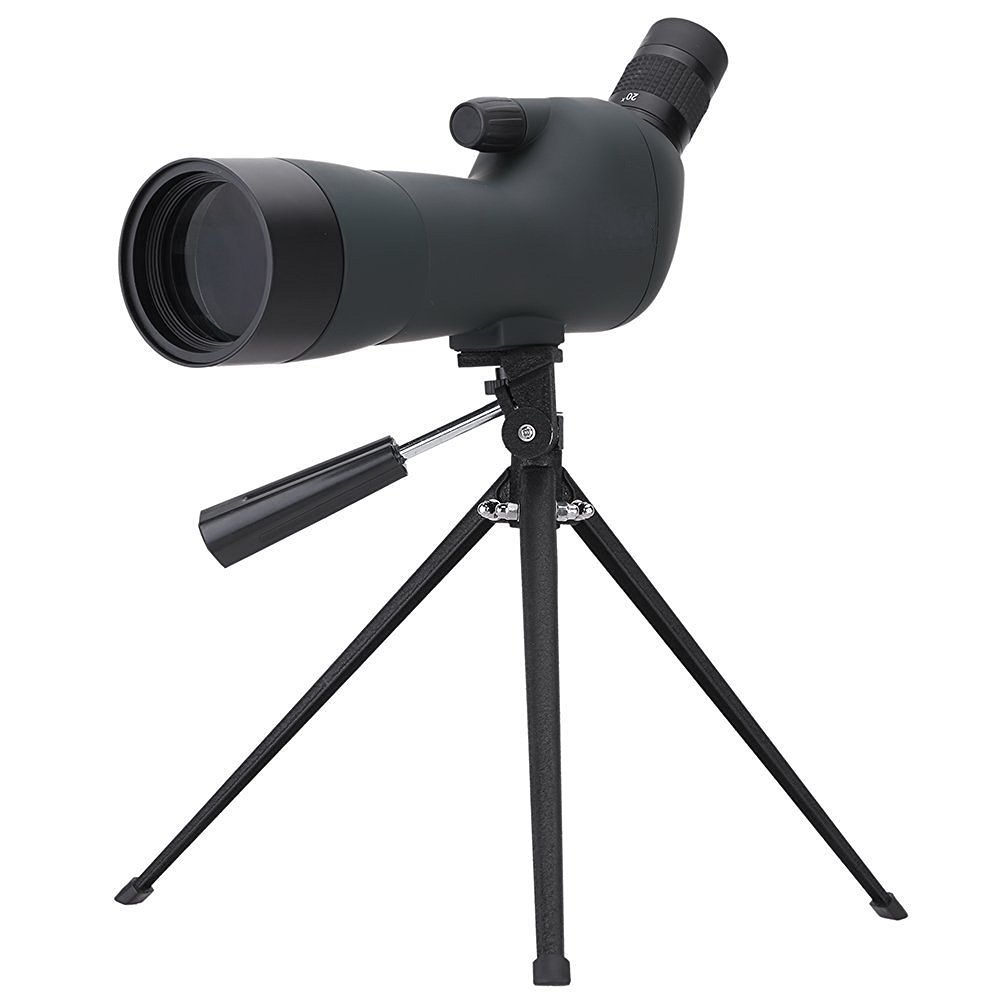 High Quality 20-60x60 Nitrogen Filled Spotting Scope with Whole Price