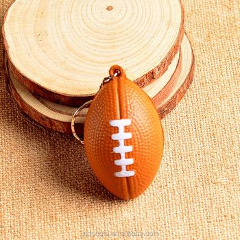 CUSTOM Sport Stylish Pendant keychains metal Keychain Car Key Chain Key Ring American Football keychain Baseball Key ring