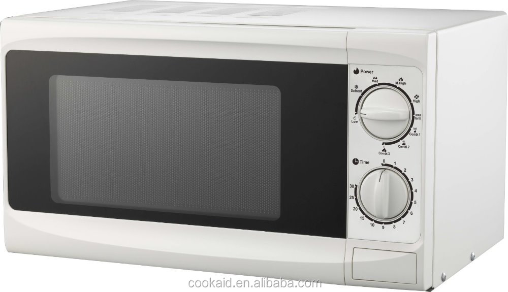 20L free standing microwave oven