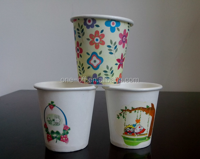 In the Middle East market of disposable paper cups factory direct sale lowest price