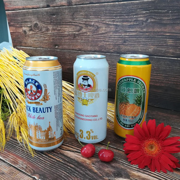 China Beer Wheat Beer Lager With OEM Service