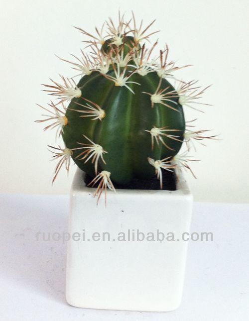 Suculentas plantas artificiales decorativas al por mayor for Cactus enanos por mayor