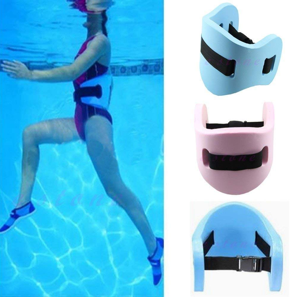 Forfar Swimming Exercise Train Swimming Floating Belt Floating Rehab Support Belt Waistband Floatation EVA Water Swim
