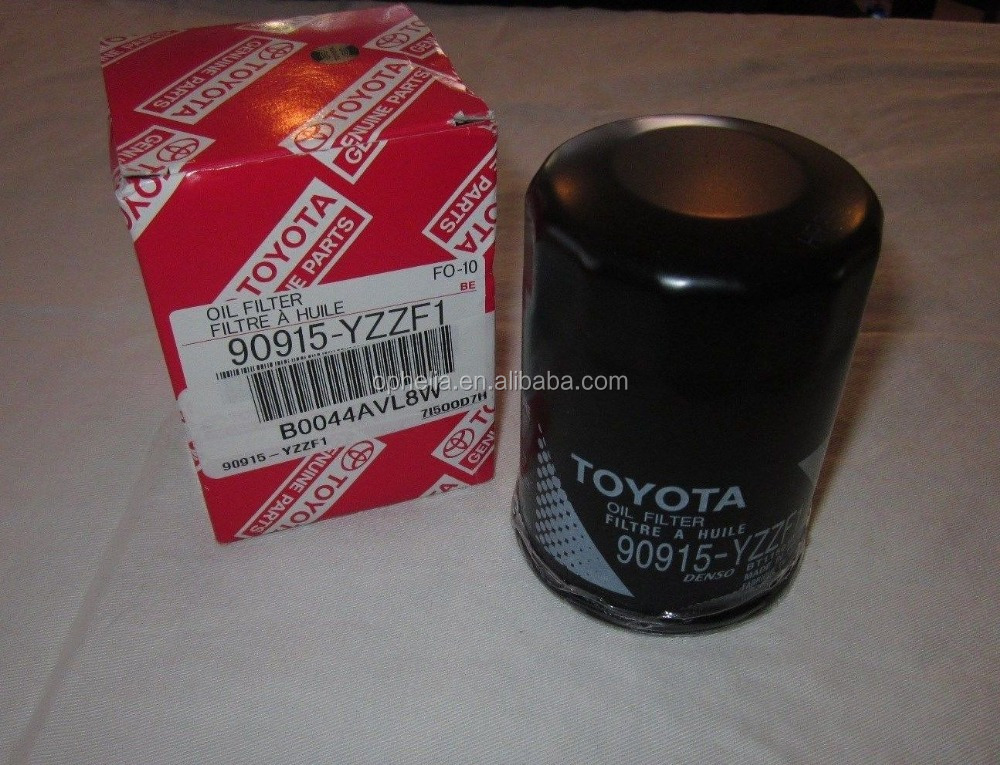 Camry Corolla Matrix 2.4L Oil Filter With Drain Plug Gaskets 90915-YZZF1 90915YZZF1 90915-10004 9091510004