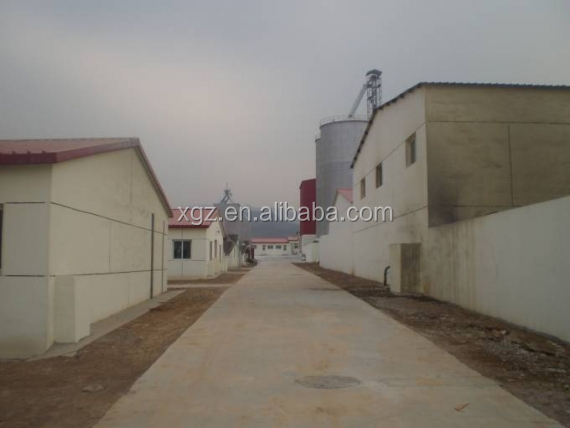 cheap advanced equipment pig projects steel poultry shed houses