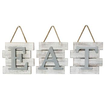 Designs Eat Sign Wall Decor For Kitchen