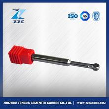 on promotion tungsten end mill for fiber glass with low price