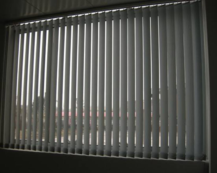 jacquard fabric high quality products blind fabric vertical blind curtains for office
