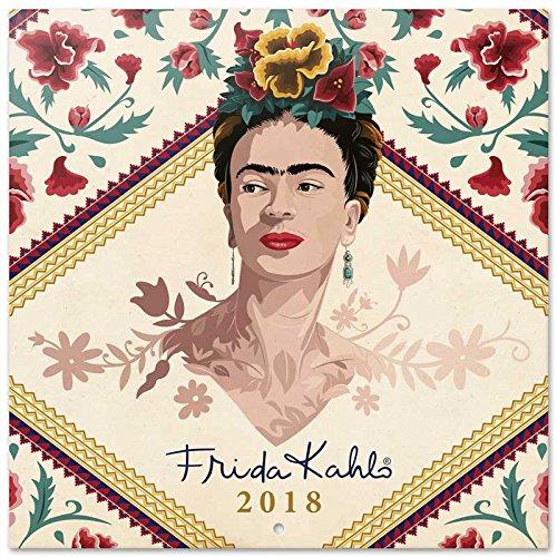 2018 Frida Kahlo Wall Calendar