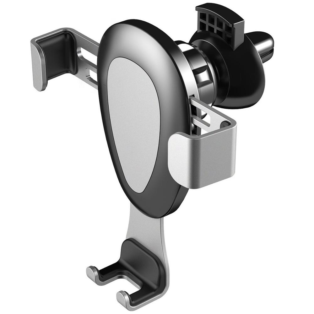 Gravitative Car Mount Universal <strong>Mobile</strong> <strong>Phone</strong> <strong>Holder</strong> Stand Clip Air Vent Mount Car <strong>holder</strong>