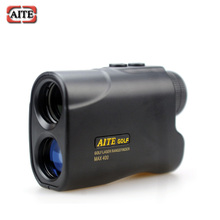 MINI optical monocular pin sensor golf laser range finder 600m