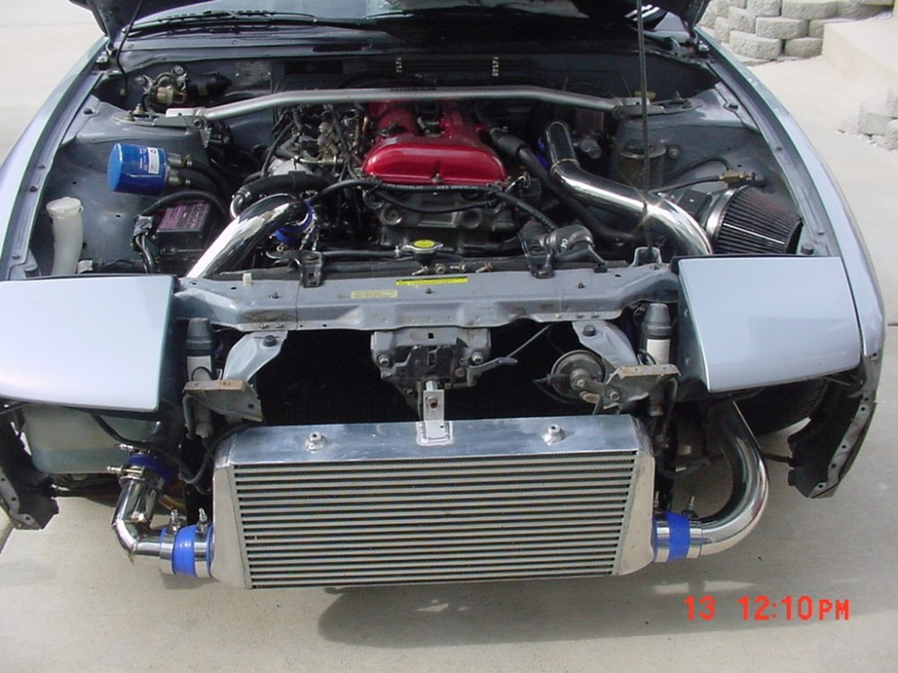 FRONT MOUNT INTERCOOLER KIT FOR SILVIA 200SX S14 S15, View intercooler kit,  JAGROW PERFORMANCE Product Details from Anhui Jagrow Auto Parts Co , Ltd