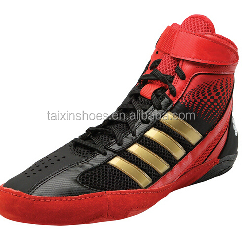 fashion style sale chinese wrestling shoes for men's sports from fujian factory cheap wrestling shoes for sale