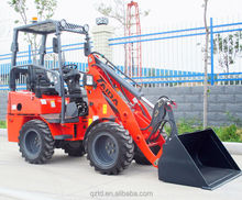 SP $9700 TAIDACHINA ZL125 Mini wheel loader With CE, Export to germany,norway,hungary,finland