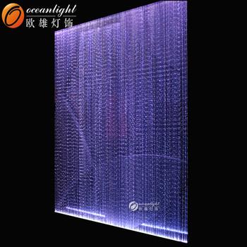 kant gloed glasvezel verlichting glasvezel huis licht om9561