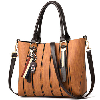 leather designer big bags ladies' handbag at low price luxury handbag wholesale