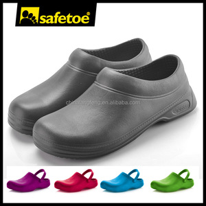 EVA doctor safety shoes for food industry shoes clog or hospital industry
