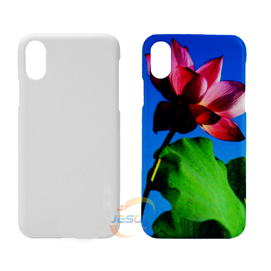 Custom design Print Hard Plastic 3D Sublimation cell Phone <strong>Case</strong> For Iphone X XR XS Xs Max